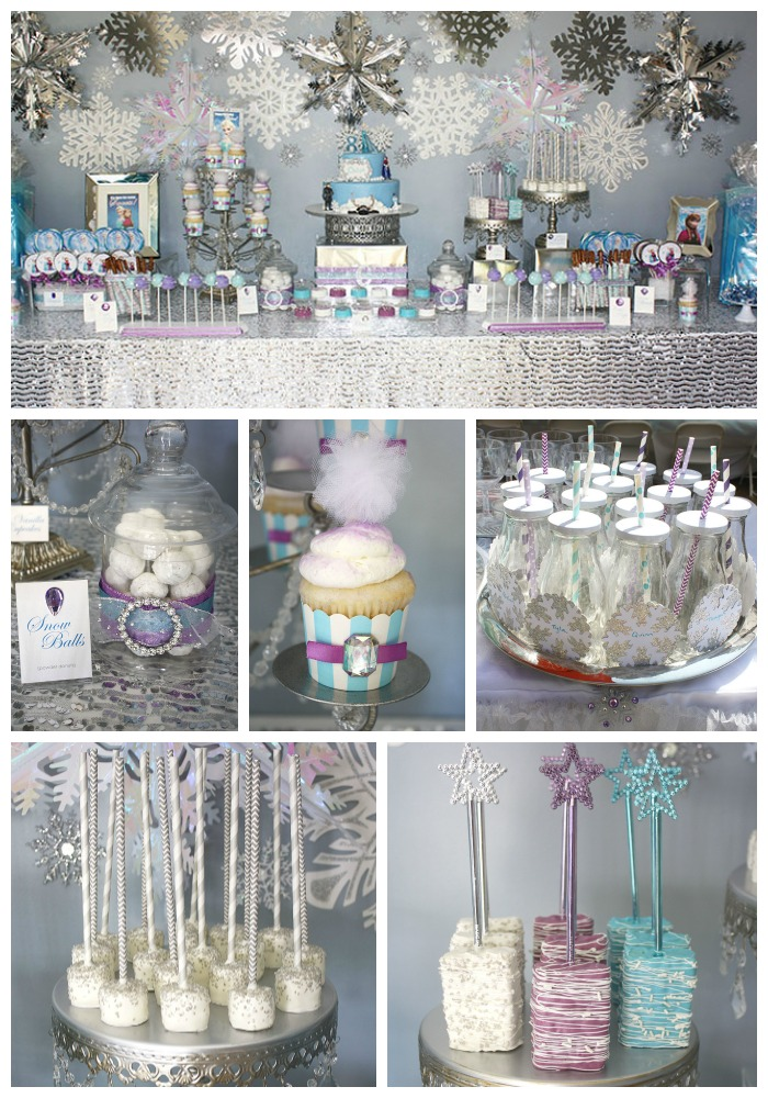 This Frozen Birthday Party Is Seriously Too Cute. Check Out The Details!
