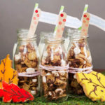Trail Mix Cerial Treats Camping Party