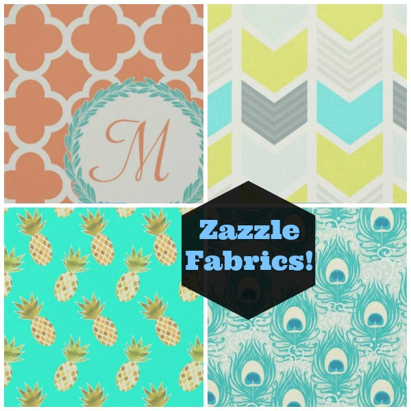 Zazzle Fabrics!