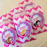 Girls Super Hero Party Favors