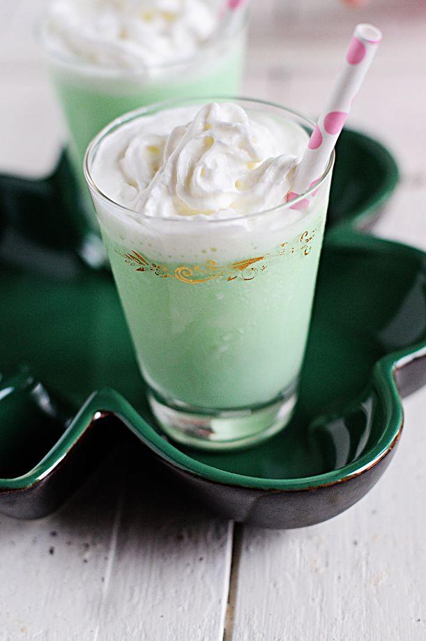 St. Patrick's Day Grasshopper