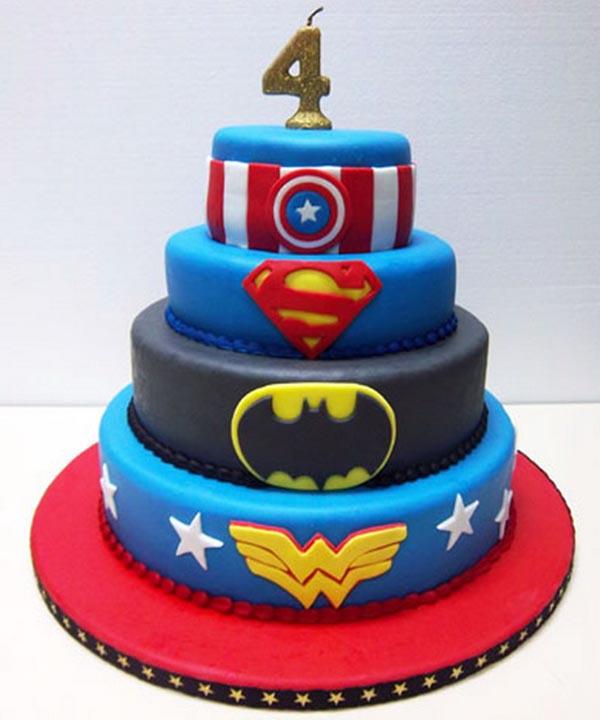 Boys Superhero Party! - B. Lovely Events