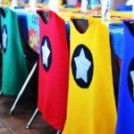 Superhero Cape Chairs