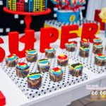 Superhero Party Decorations!