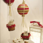 Adorable Polar beart party decorations!
