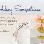 Avery Wedding Sweepstakes