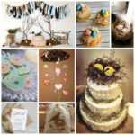 Birdie And Nest Baby Shower Ideas- B. Lovely Events