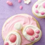 Bunny Bottom Cookies For Easter