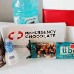 Love this mmmergency chocolate in this Wedding Hangover Kit!