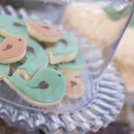Nest Baby Shower Birdie Cookies!