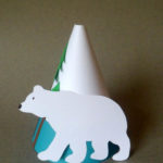 Polar Bear Party Hats!