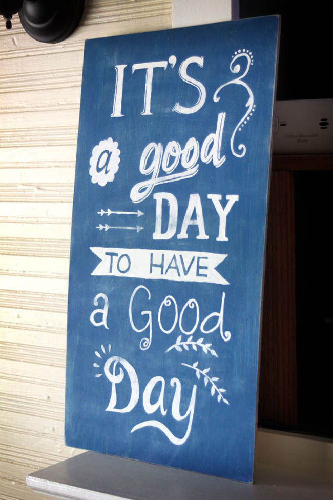 Its a good day quote