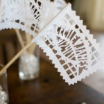 Papel Picado mini flags- Cute For A Wedding!