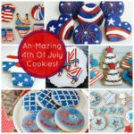 Ah-Mazing 4th Of July Cookies! - B. Lovely Events