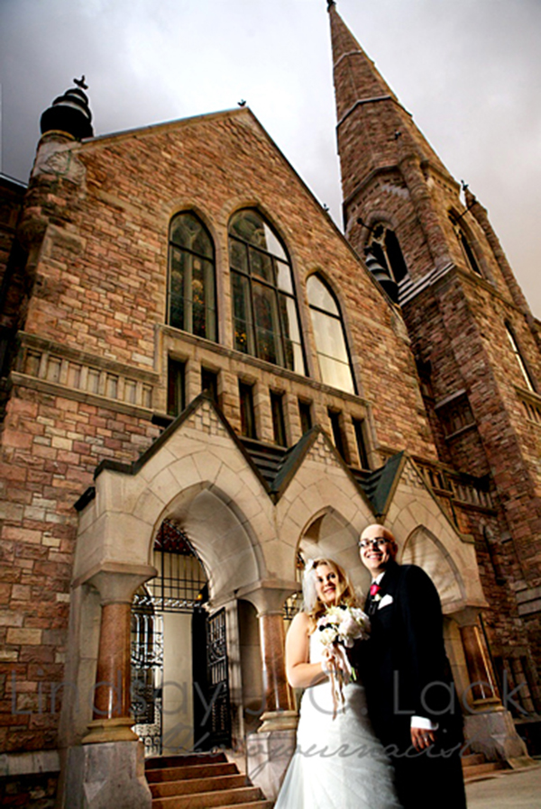 Church cathedral Wedding