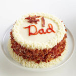 Father's Day Bacon Cake!- So Cool!