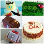Father's Day Cake Ideas That Rock! - B. Lovely Events