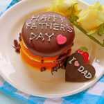 Happy Father's Day Donuts- Love this!