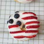 IN LOVE with these 4th of July donuts