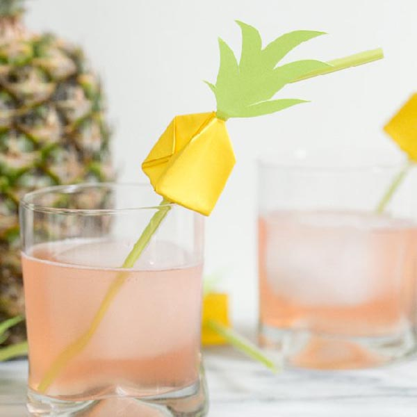 Love These Pineapple straws!!