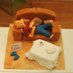 Love this darling and funny Father's day Cake