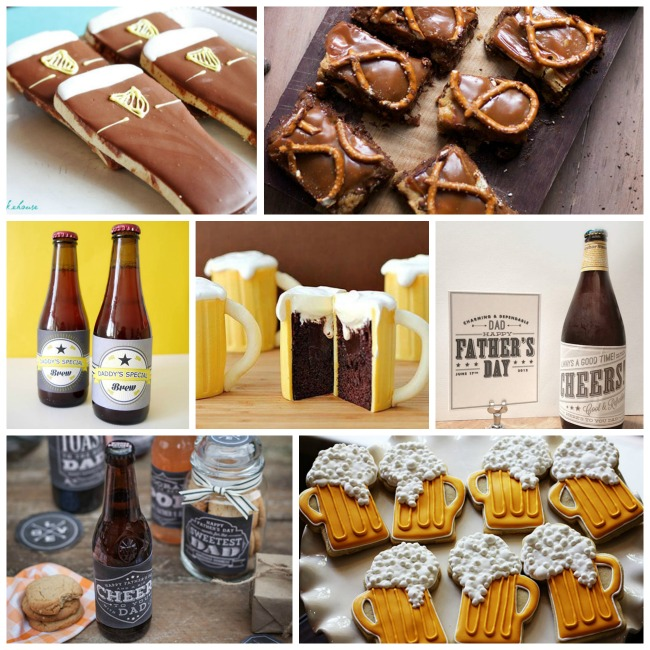 Our Favorite Beer Ideas For Father's Day! - B. Lovely Events