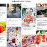 PAMA Celebrate Summer Board