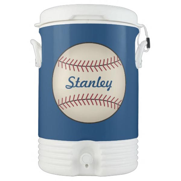 Personalized Igloo cooler- great For Father's Day!