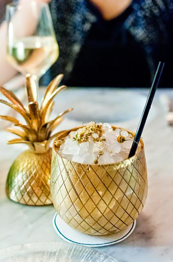 We Adore this pineapple cup!