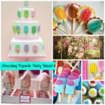 Amazing Popsicle Party Ideas!- B. Lovely Events