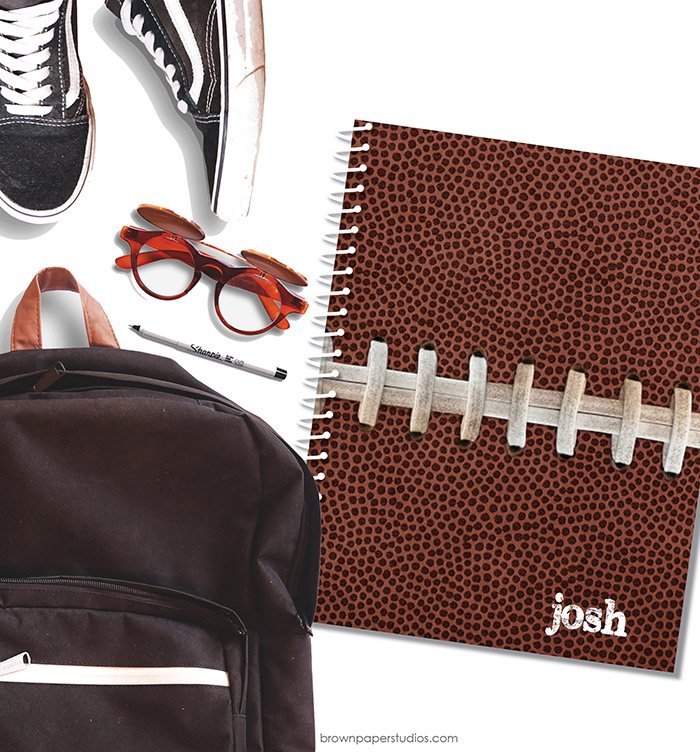 Back To School Giveaway! Win Notebooks & Folders! #backtoschool #giveaway