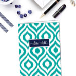 Back To School Giveaway-Win Stylish Folders And Notebooks From Brown Paper Studios!