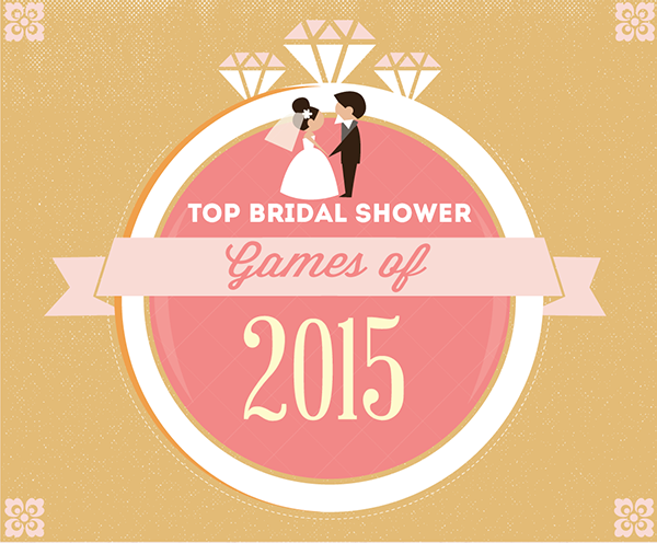 Check Out The Top 2015 Bridal Shower Games!