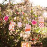 Cute Popscile Party Decor Banner!