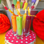 Cute Popsicle Shooters For A popsicle Party!