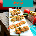 Easy Tequila Lime Shrimp With A Twist! - B. Lovely Events