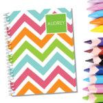 Fun Back To School Giveaway! Win Notebooks & Folders From Brown Paper Studios!
