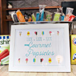 Summer Fun Popsicle Party!