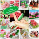 15 Amazing Watermelon Treats and Desserts!