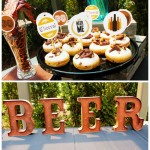 30th Birthday Dirty Thirty Beer Party! - B. Lovely Events