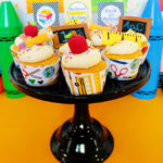 Adorable Back To School Cupcakes