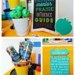 Back To School Party Decorations! - B. Lovely Events