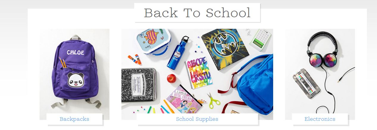 Back To School With Zazzle