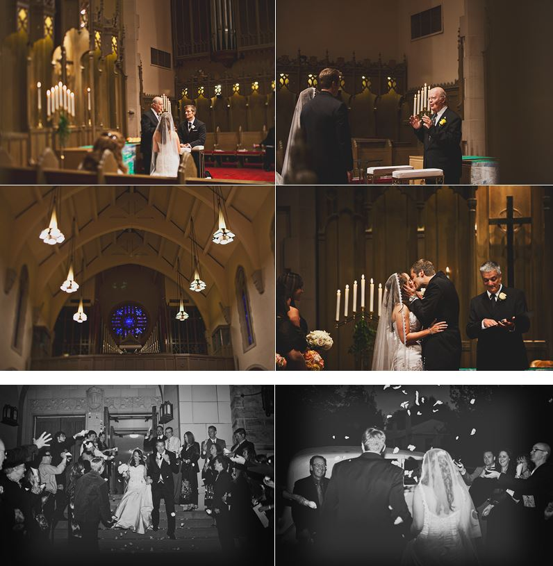 Beautiful Cathedral Wedding  - B. Lovely Events