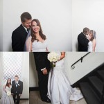 Beautiful vintage Hollywood Real Wedding