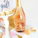 Caposaldo Sparkling Peach Moscato-Yummy drink for girls night in