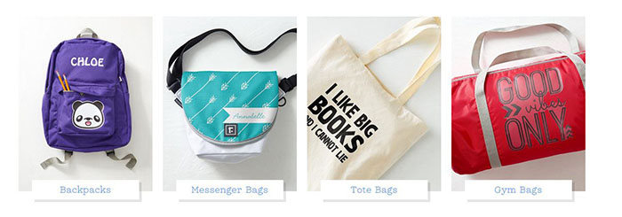 Cute Back To School Bags