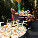 Dirty Thirty 30th Birthday Beer Dessert Bar - B. Lovely Events