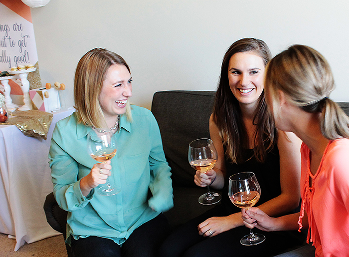 Girls Night In With Caposaldo Wines (6)