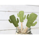 Love these Cactus Toppers!